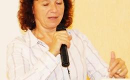 2013.12.22 Alytaus Bažnyčioje pamokslavo Pastorė iš Marijampolės DalėPaulavičienė.