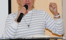 """""""Būk ištikimas sandorai su Dievu"""" Alytaus Bažnyčioje pamokslavo Dalė Paulavičienė, Alytus2013.11.05"""